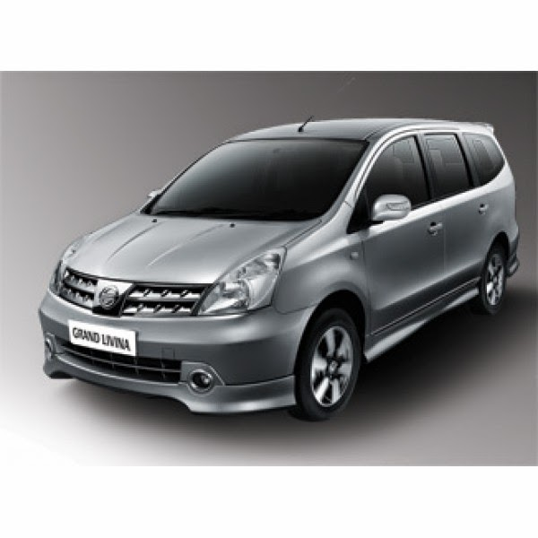 Body Kit Nissan Grand Livina HWS 2006-2012