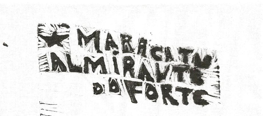 MARACATU NAÇÃO ALMIRANTE DO FORTE