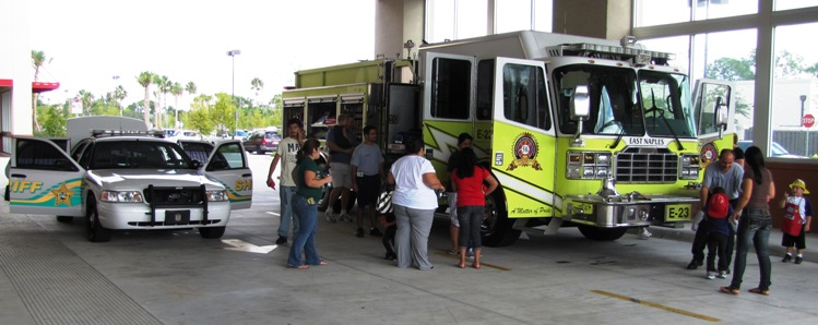 The Collier Star Ccso Lowe 39 S Helps Promote Safety