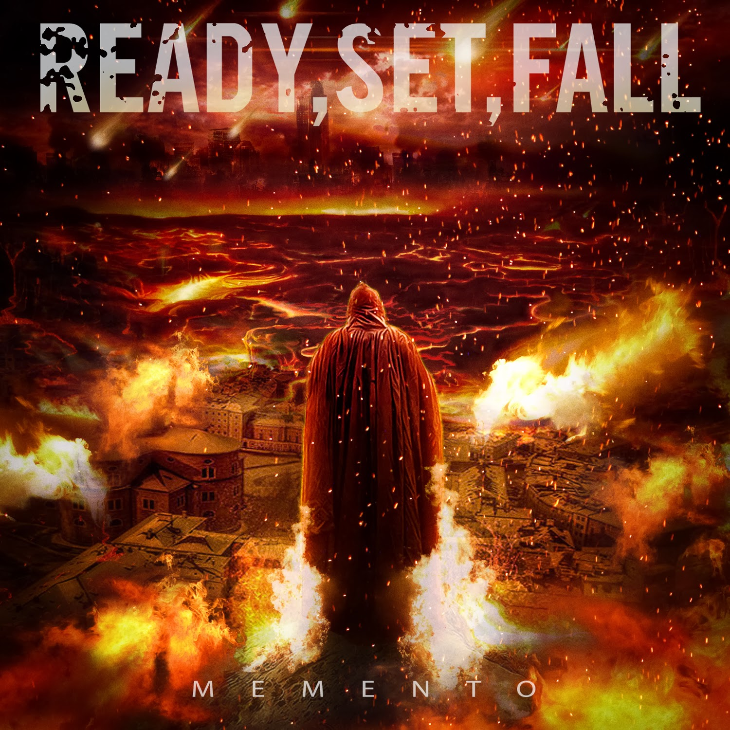 Ready, Set, Fall - Memento (2014)