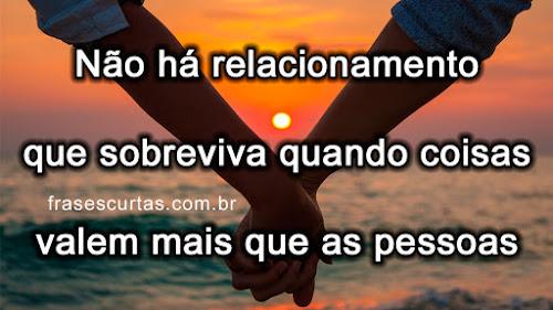 Frases de Relacionamento