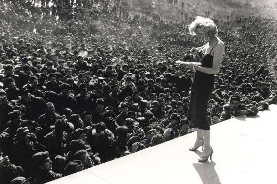 Marilyn-Monroe-Korea