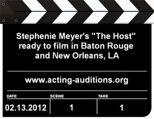 Stephenie Meyer The Host Casting Call