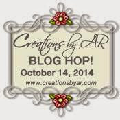 Creations by AR Oct. Release Blog Hop