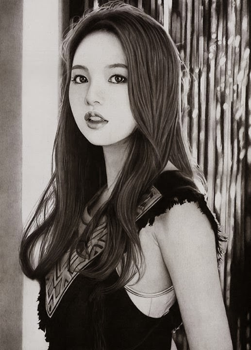 01-Artist-Ken-Lee-aka-KLSADAKO-Hyper-Realistic-Charcoal-Portraits-www-designstack-co