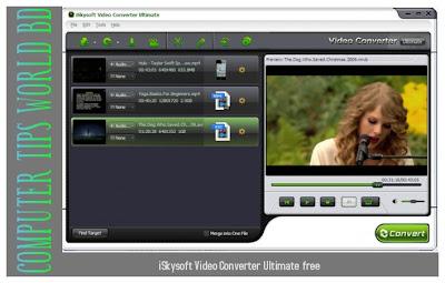 iskysoft video converter download free