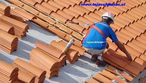 Construccion Tipos De Tejas En La Construcci N