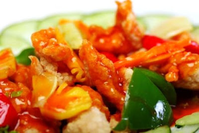 Resep Ayam Asam Manis Menu Sahur Praktis