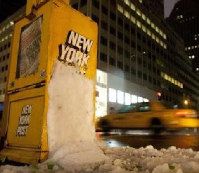 snow storms in newyork