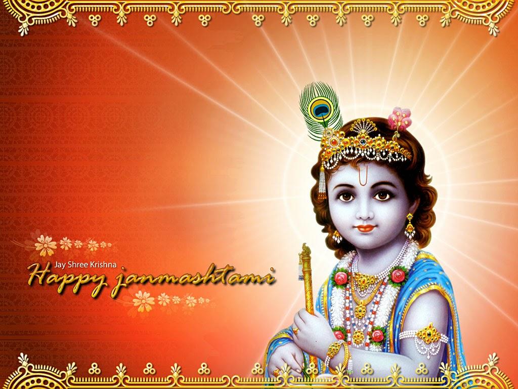 7 Best Shri Krishna Janmashtami Wallpapers Free Download ...