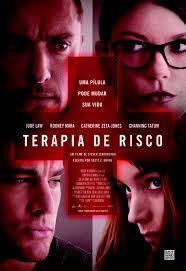 "Poster do filme ""Terapia de Risco"""
