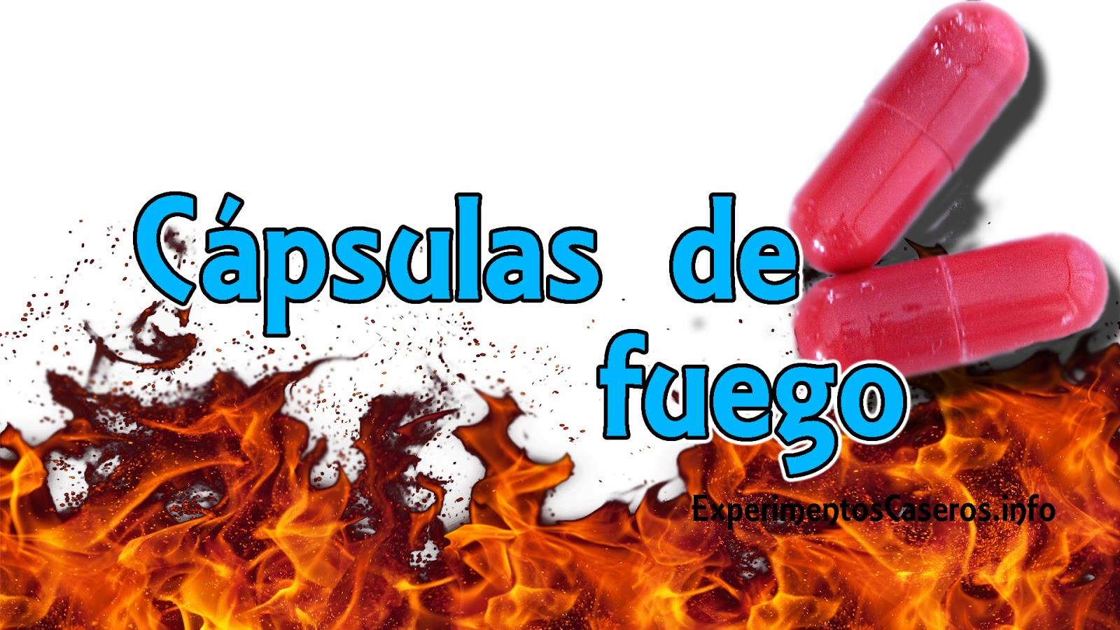 Cápsulas de fuego instantáneo, Experimentos de supervivencia, fuego con glicerina y una comprimido, experimentos caseros, experimento, ciencia