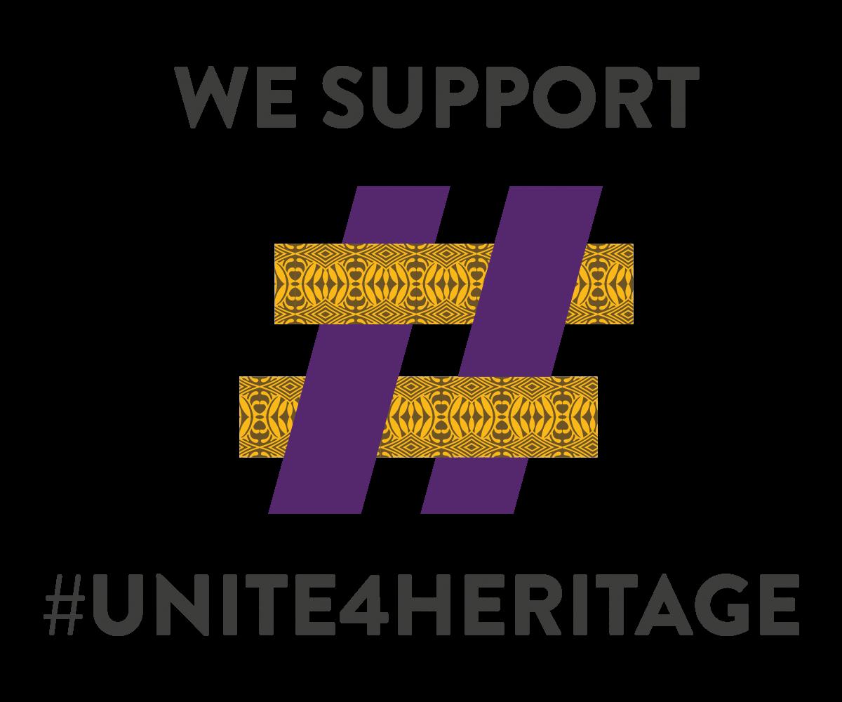 #UNITE4HERITAGE