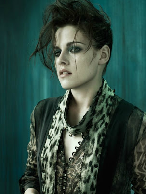 Kristen Stewart Photo Shoots on Kristen Stewart Na Vogue It  Lia