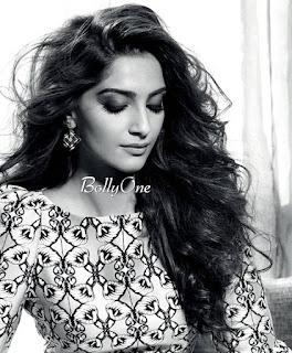 Sonam Kapoor Looks Stunning on L'Officiel India June 2015