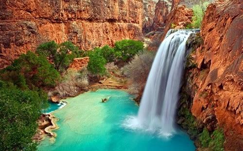 Arizona Waterfalls Photo