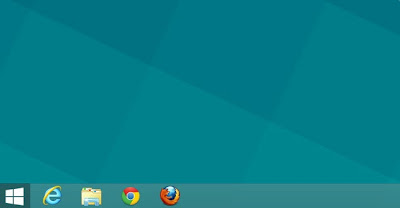Windows 8.1 - Start Button