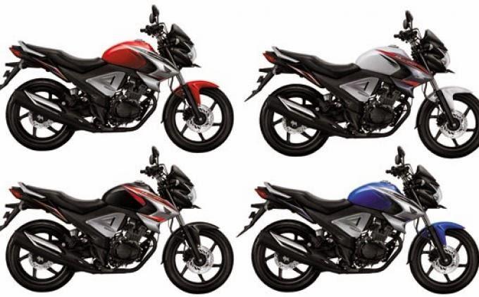 Pilihan Warna New Honda MegaPro FI