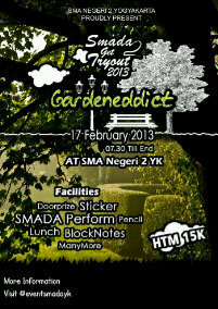 SMADA GET TRY OUT 2013