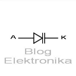 Simbol diode Varaktor