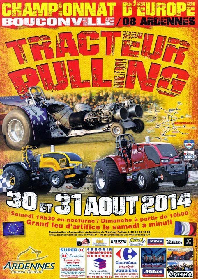 Page Facebook Bouconville 2014