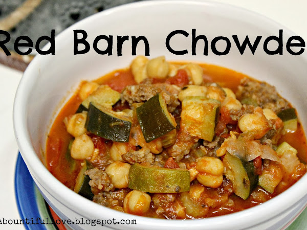 Red Barn Chowder