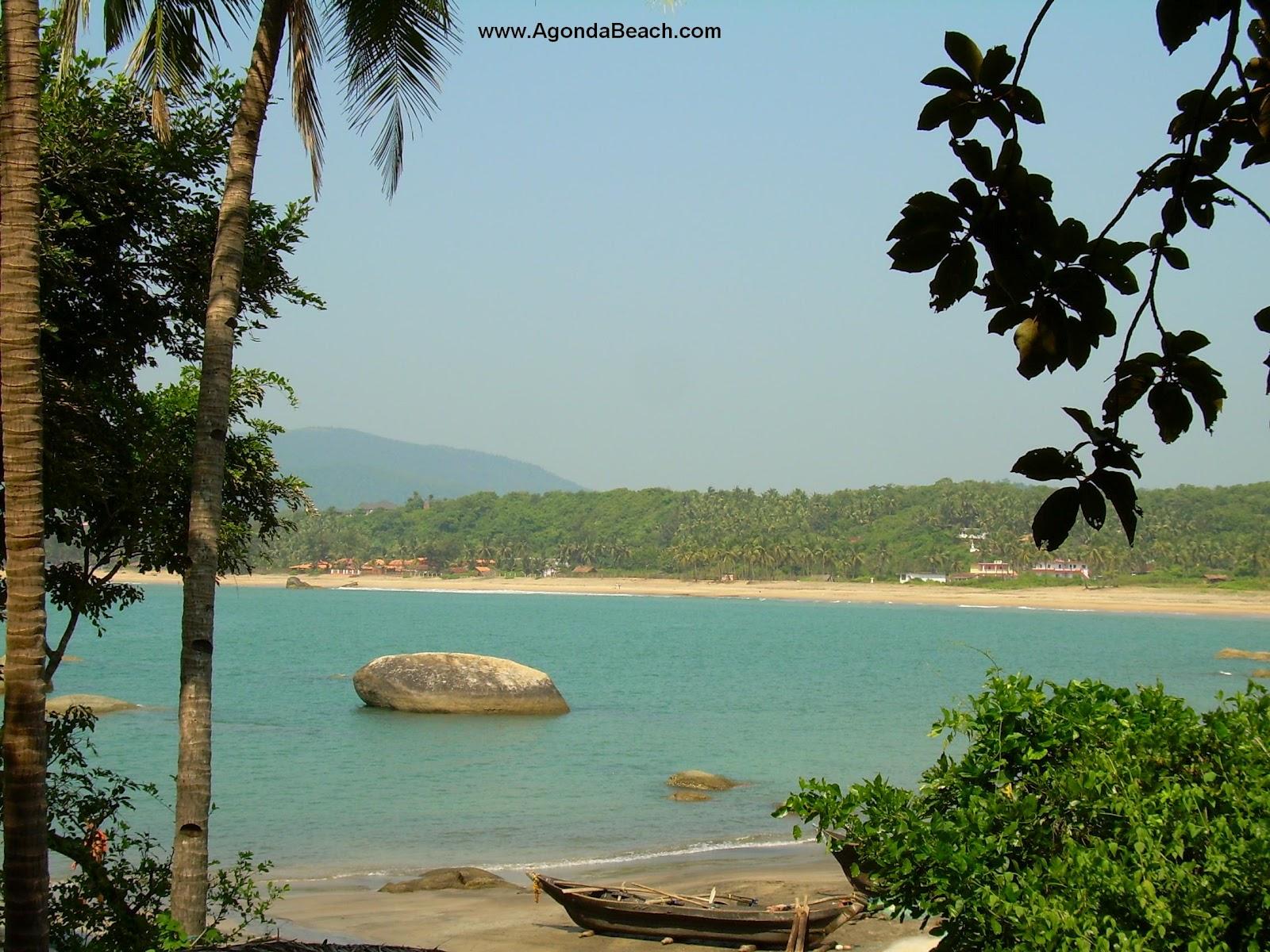 Beaches Of South Goa Agonda Beach