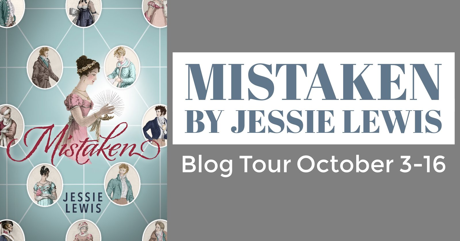 Mistaken Blog Tour