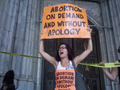 legalised abortion is morally wrong