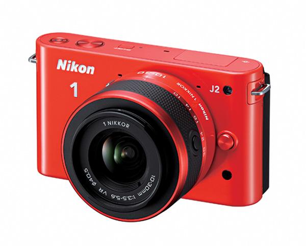 Nueva Camara Nikon 1 J2