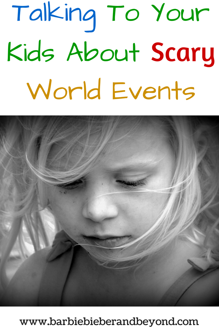 Kids and World Events