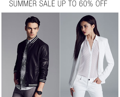 Armani Exchange offer 60% off  for many items on this labor day. Hurry up and pick the best clothing for you.