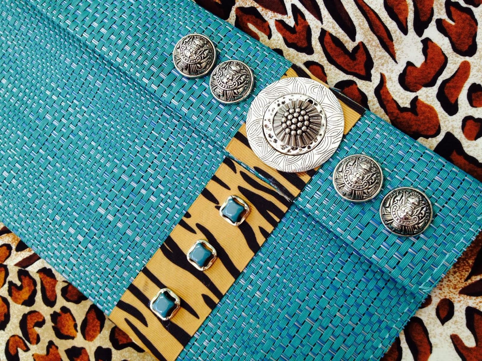 De tendencia #clutches #azul