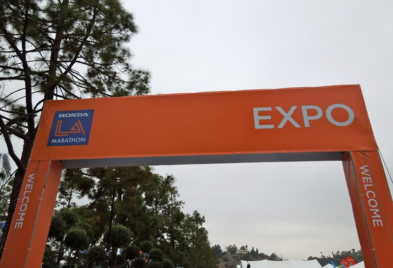 LA Marathon Expo 2012