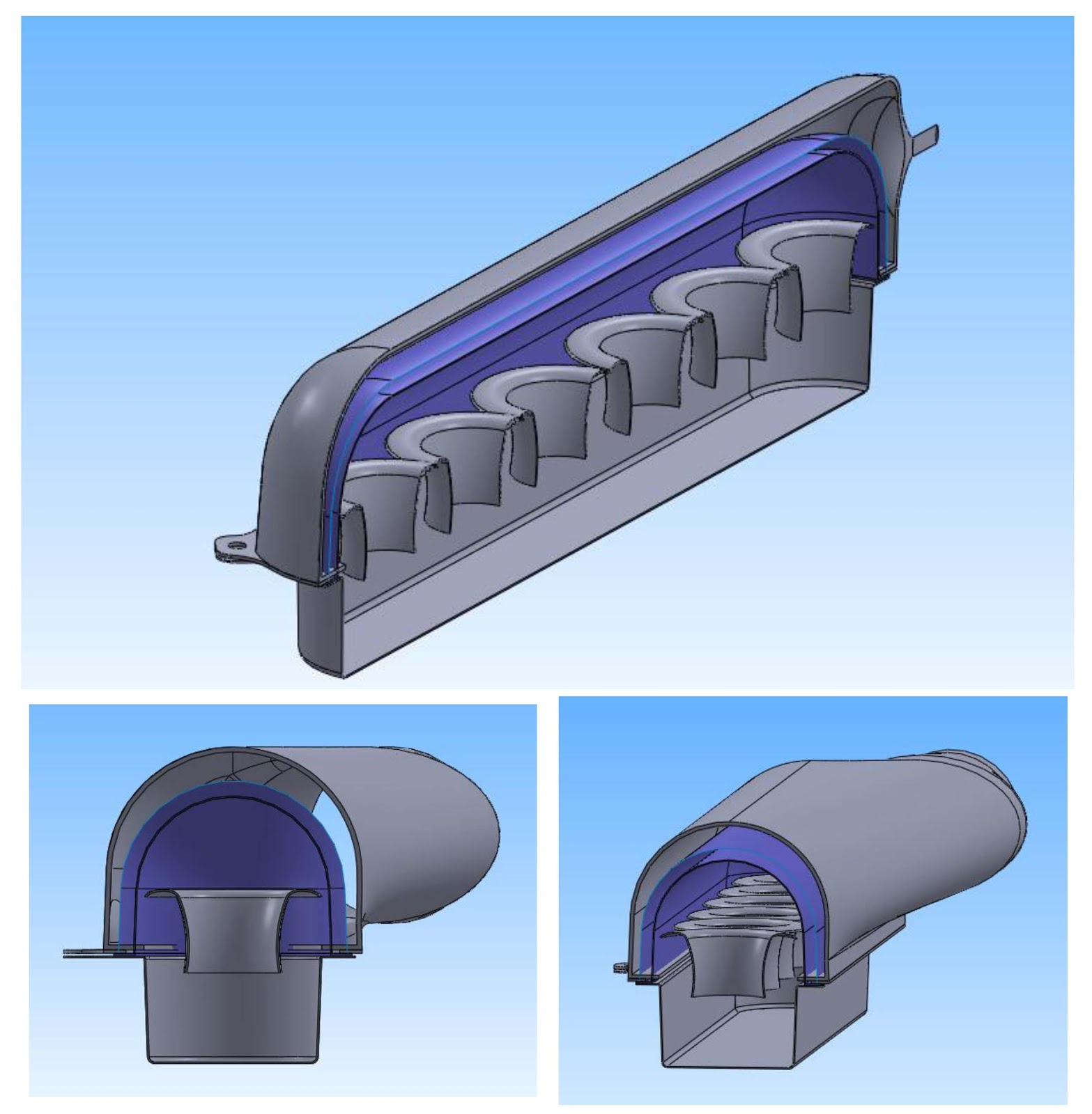 Universal Turbo Plenum: Reverie Blog
