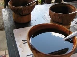 kopi kawa khas sumatera barat