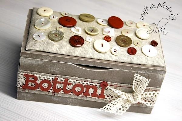 L 39 angolodisilva bottoni e milleidee - Ikea tappeto bottoni ...