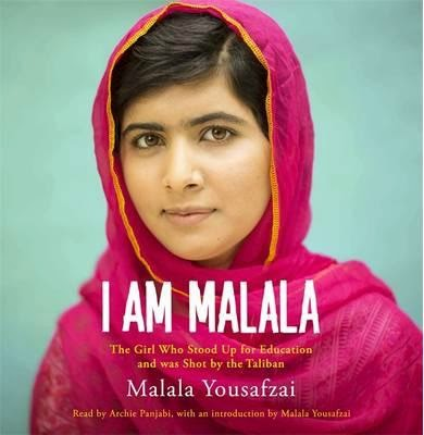 I Am Malala by Malala Yousafzai with Christina Lamb