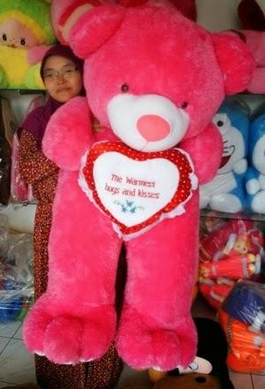 jual boneka beruang jumbo