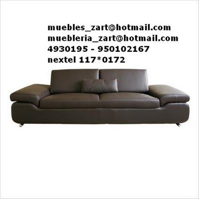muebles modernos de villa el salvador peru