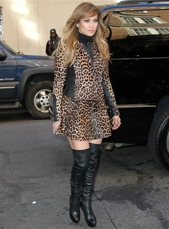 Jennifer Lopez Street Style 2013 Krazy Fashion Rocks