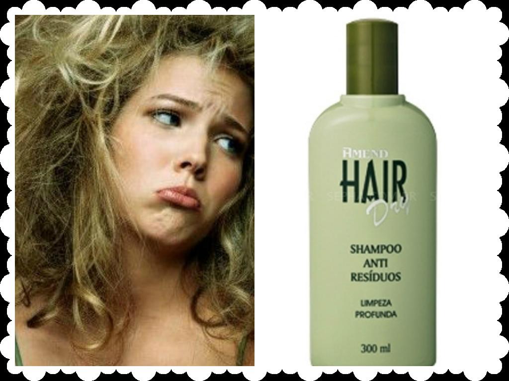 Shampoo Anti-Resíduos: Quando usar?