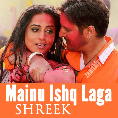Mainu Ishq Laga Lyrics - Shareek