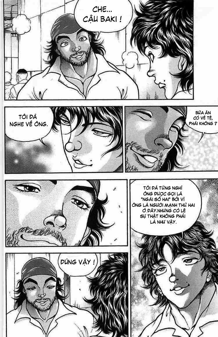 Baki - Son of Ogre chap 23 - Trang 18