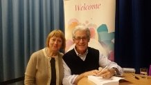 Com o Dr. Brian Weiss