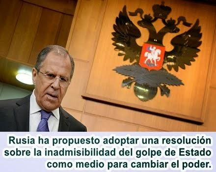 MUNDO: Lavrov denuncia la hipocresía de EE.UU.: condena Ferguson, pero calla sobre Maidán