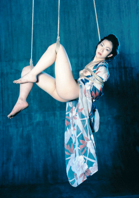 Nobuyoshi Araki bondage kinbaku