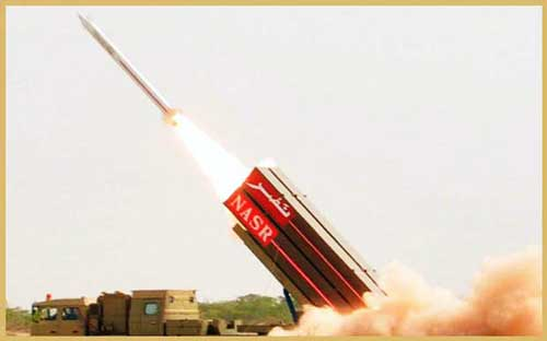Ballistic Missile And Guided Missile Systems Developed By Pakistan