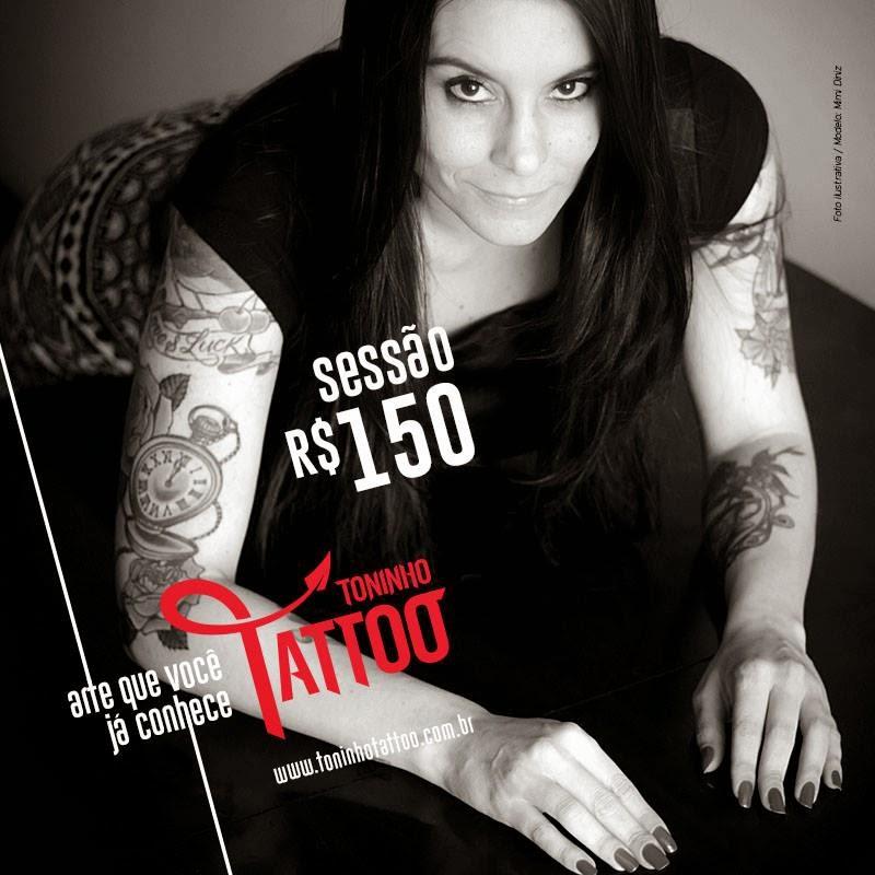 Toninho Tattoo