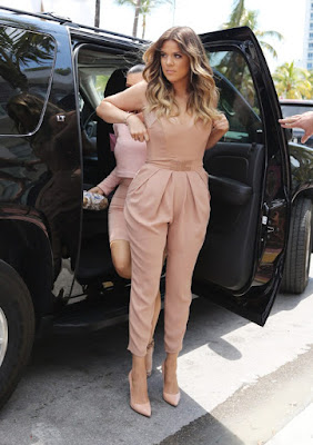 khloe kardashian macacao nude rosado